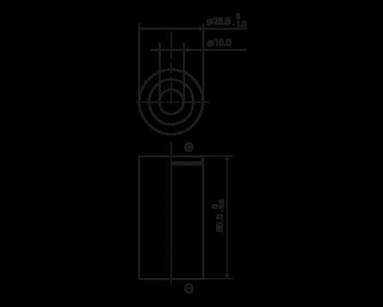 Panasonic NiMH C batteri High Temp BK-310CHU