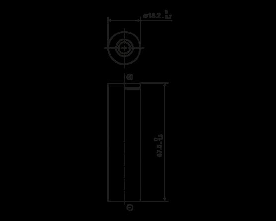 Panasonic NiMH batteri LFAT/A size BK-330APH
