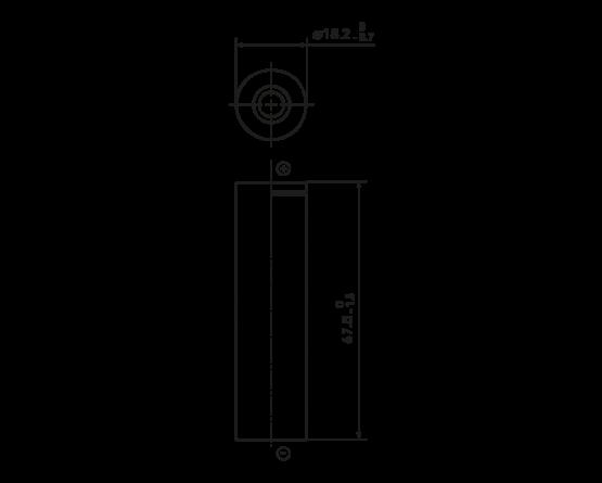Panasonic NiMH L-FAT/A size HHR-450A