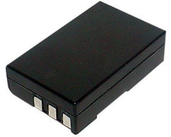 Nikon D40 batteri EN-EL9