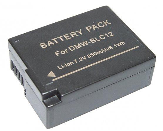 Panasonic Lumix DMC-FZ1000 batteri DMW-BLC12