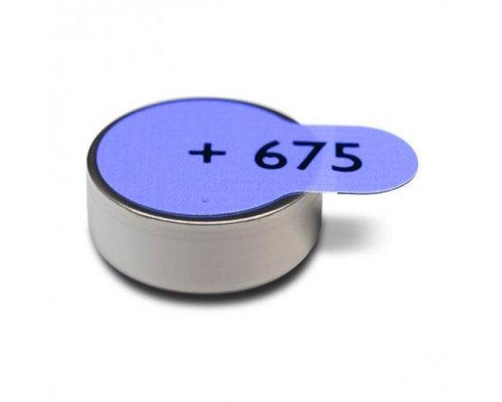 PR675HEP Panasonic knapcelle batteri 6 stk.