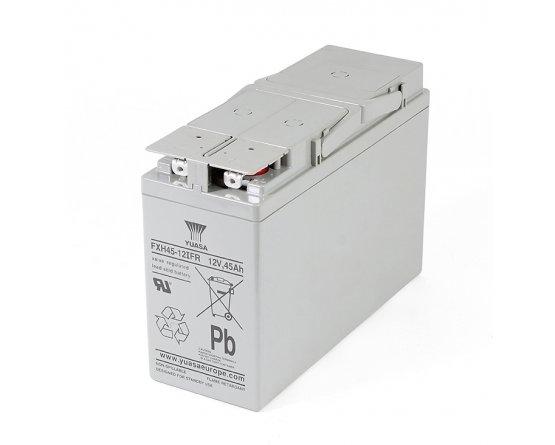 12V/46,4h Yuasa Blybatteri FXH45-12IFR