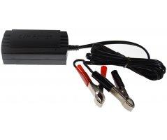 Oplader til blybatterier 2-trins 24V/2,0A