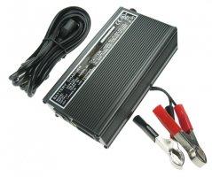 Oplader blybatterier 2-trins 12V/4,0A