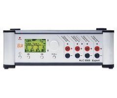 Batteritester Universal Prof brug