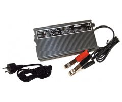 Oplader til blybatterier 2-trins 36V/3,0A