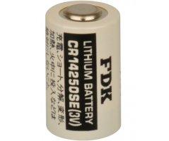 1/2AA FDK Lithium batteri