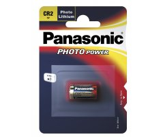 CR2 Lithium 3V foto batteri Panasonic