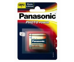 CRP2P Lithium foto batteri Panasonic