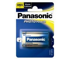 CRV3 Lithium 3V Foto batteri Panasonic