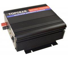 Oplader til blybatterier 2-trins 12V/12A