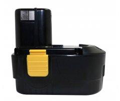 Hitachi C 18DL batteri EB 1812S 18v/3,0Ah NiMH