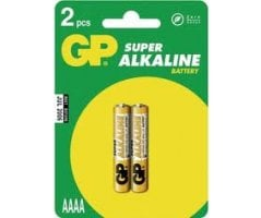 AAAA GP Alkaline batteri L=41,9mm