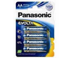 AA/P6E Panasonic Alkaline batteri Evolta