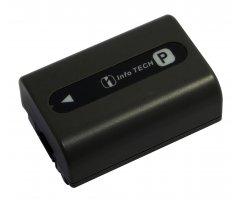 Sony DCR-DVD103 batteri NP-FP30