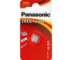 SR44 Sølvoxid Knapcelle batteri Panasonic