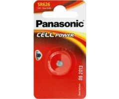 SR626 Sølvoxid Panasonic batteri V377/SR66
