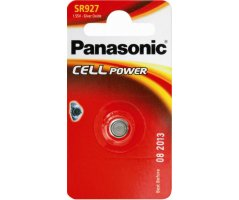 SR927 Sølvoxid Knapcelle batteri Panasonic