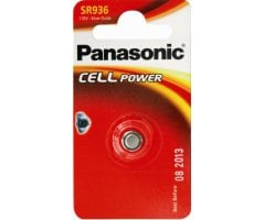 SR936 Sølvoxid Knapcelle batteri Panasonic