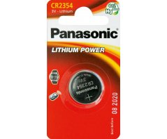 CR2354/1BP Lithium Knapcelle batteri Panasonic
