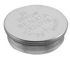 CR2477N Lithium Knapcelle batteri Renata