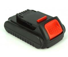Dewalt DCS381 batteri DCB201 20V/2,0Ah