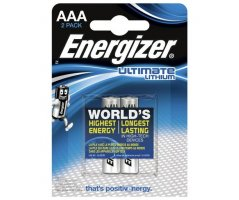 FR03 AAA L92 Lithium Energizer 4BP