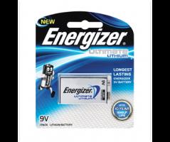 9V Lithium Energizer 1BP