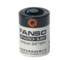 Fanso 3,6V lithium 1/2AA batteri 1200mAh LI-SOCL2