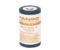 Fanso 3,6V lithium 1/2AA batteri 700mAh LI-SOCL2