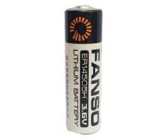Fanso 3,6V lithium AA batteri 2600mAh LI-SOCL2