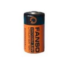 Fanso 3,6V lithium 2/3A batteri 1700mAh LI-SOCL2