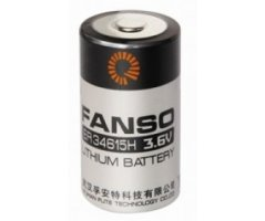 Fanso 3,6V lithium D batteri 20000mAh LI-SOCL2