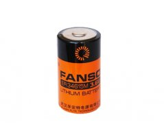 Fanso 3,6V lithium D batteri 13000mAh LI-SOCL2