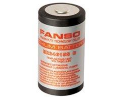 Fanso 3,6V lithium D batteri 14000mAh LI-SOCL2