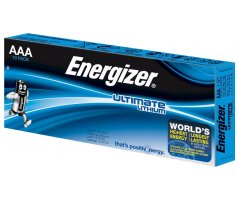 L92 AAA Lithium Energizer FR03 DP10 10 stk.