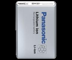 Lithium Ion batteri NCA-623535 prismatisk