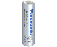 Cylindrisk Li-Ion Panasonic batteri UR-18650ZTA