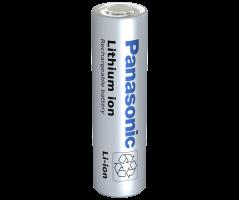 Cylindrisk Li-Ion Panasonic batteri UR-18650RX