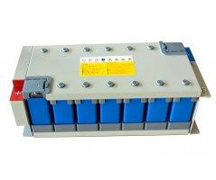 44,4V/47,5Ah Yuasa LIM50EN-12S2-F2 batteri