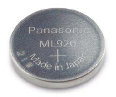ML920 Panasonic Lithium knapcelle
