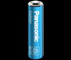 Nickel Cadmium Panasonic batteri N-600AAK