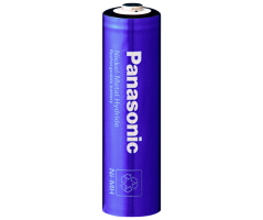 Panasonic NiMH AA batteri High Top BK-110AAB