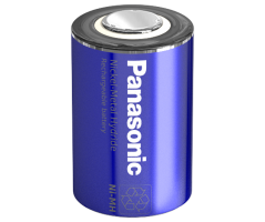 Panasonic NIMH 4/5SC batteri Flad top