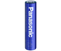 Panasonic NiMH AAA batteri Flad Top