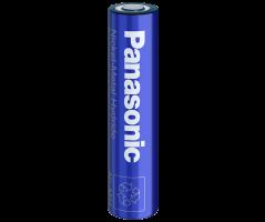 Panasonic NiMH AAA batteri Flad Top