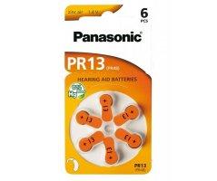 PR13HEP Zink Air Panasonic Knapcelle batteri