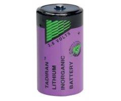 C-size Tadiran Lithium 3,6V batteri