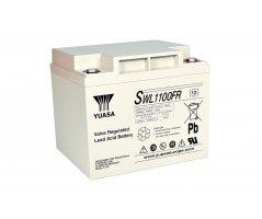 12V/40,6Ah Yuasa Blybatteri SWL1100FR